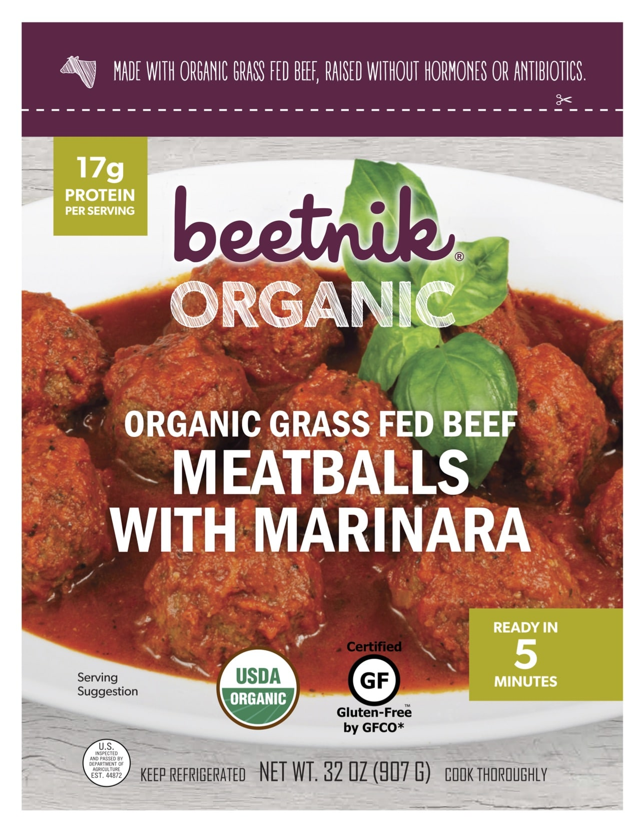 Beetnik Foods Launches Refrigerated Entrée Line in Southwest Costco Stores
