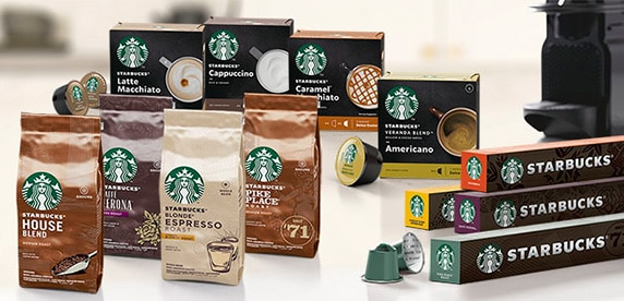 Nestlé Announces Global Launch of New Starbucks Coffee Products