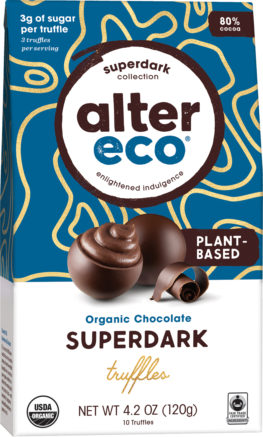 Alter Eco To Showcase Plant-Based Superdark Truffles at Expo West