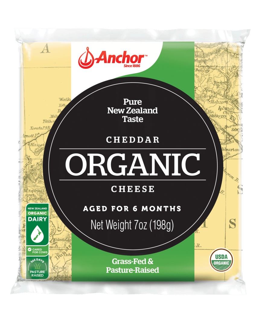 Anchor Dairy by Fonterra Unveils New Packaging