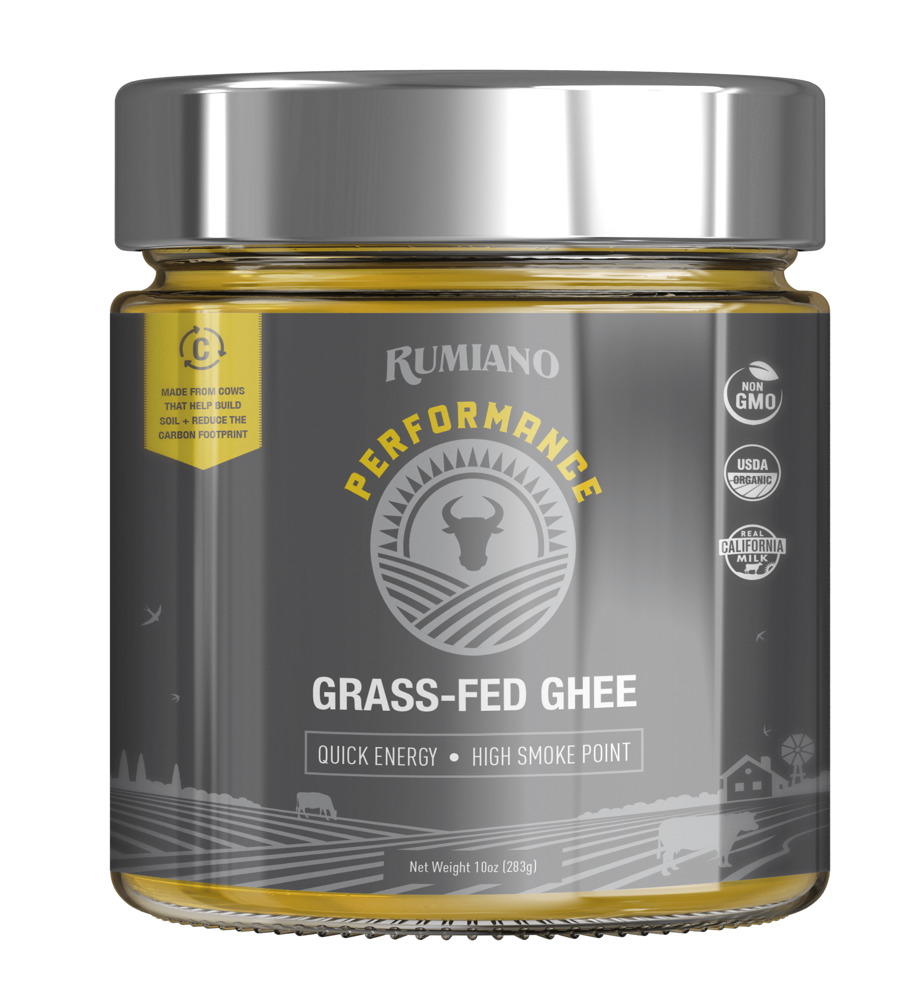 Rumiano Cheese Company Introduces Grass-Fed Ghee and Regen Butter