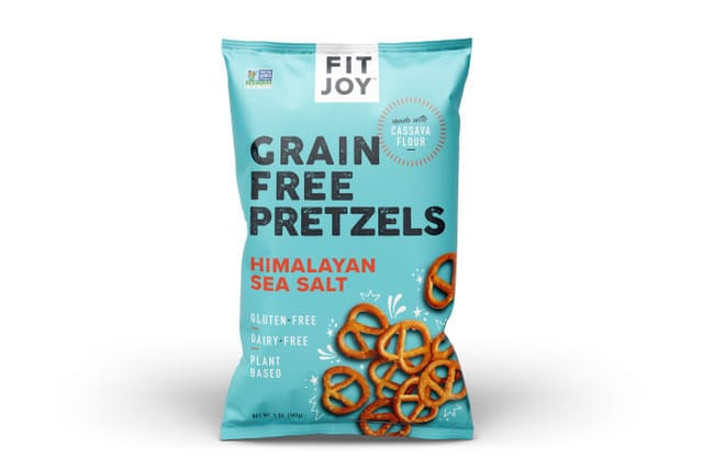 FitJoy Announces New Grain Free Pretzels
