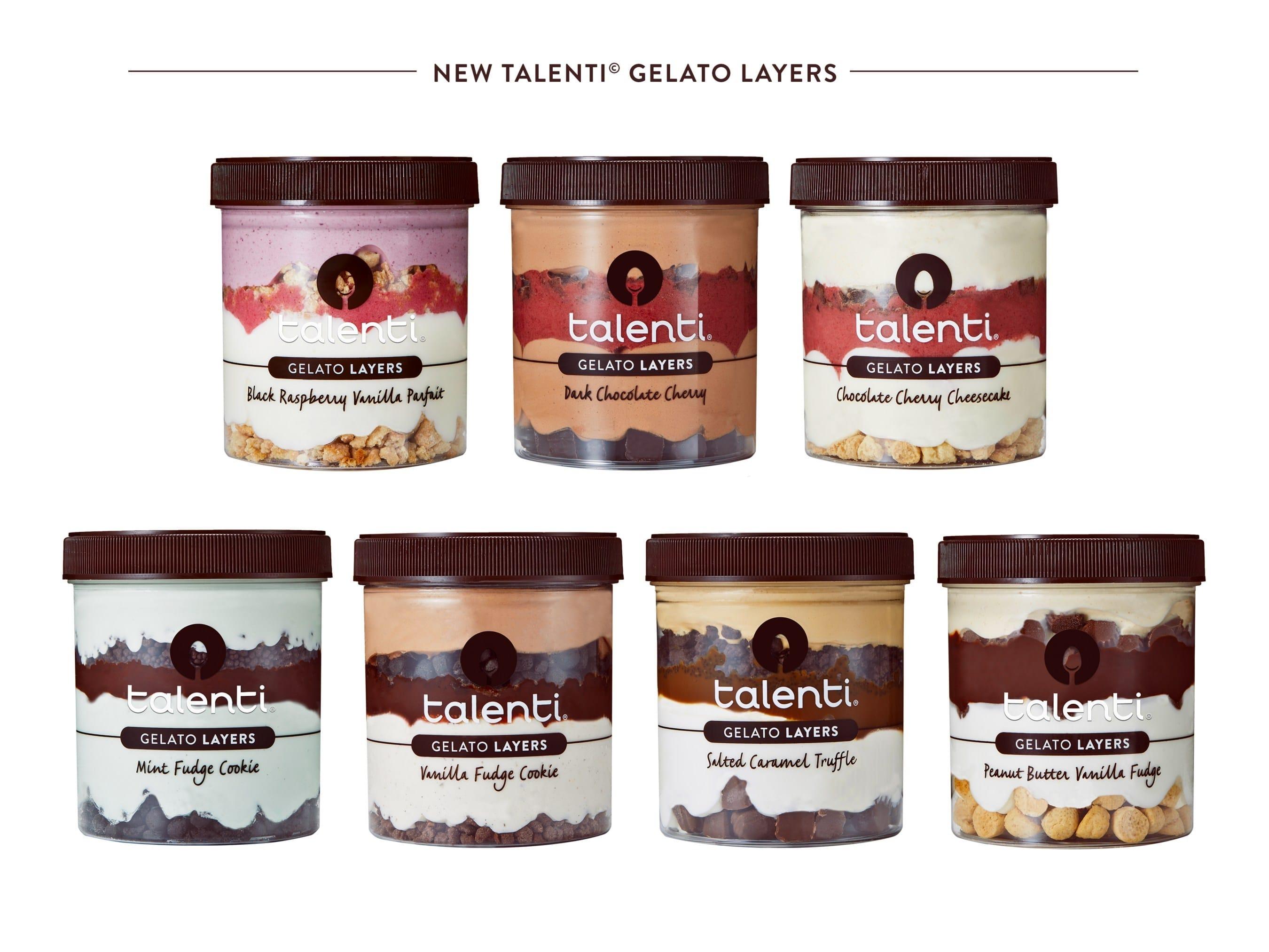 Talenti Releases Talenti Gelato Layers