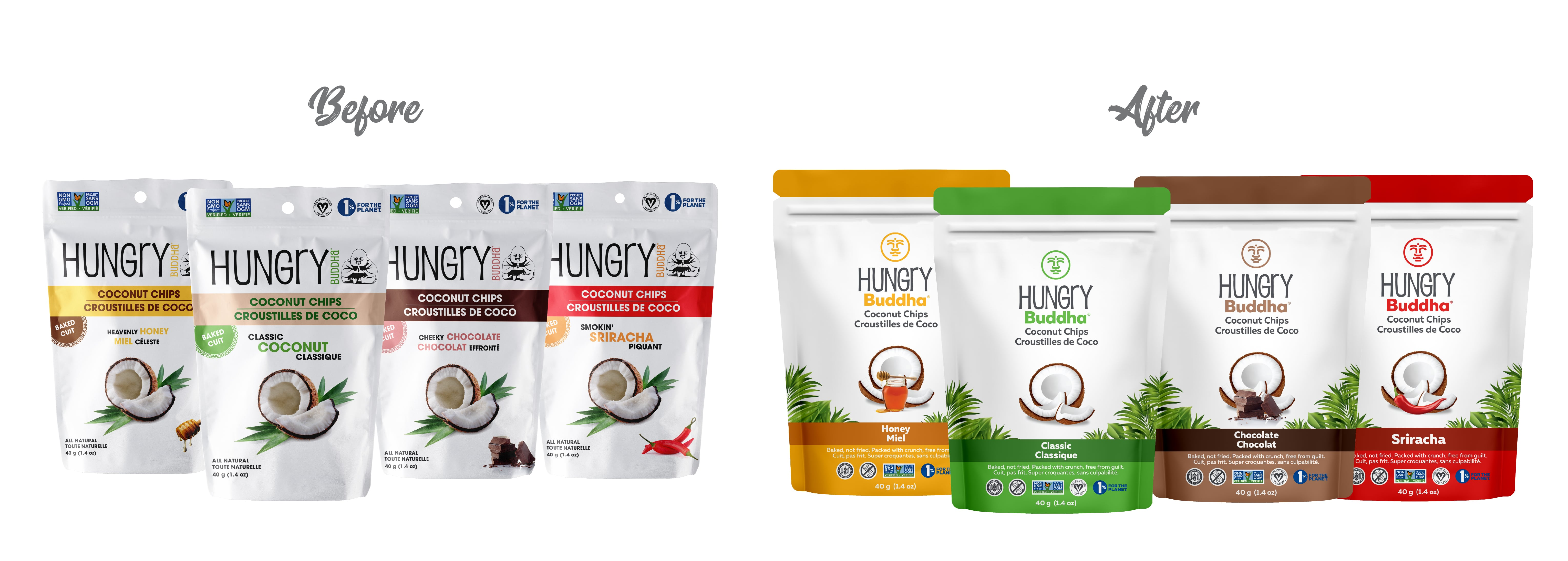 Buddha Brands Announces New Packaging