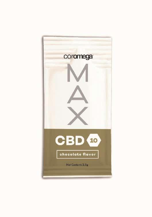 Coromega Debuts Coromega Max CBD