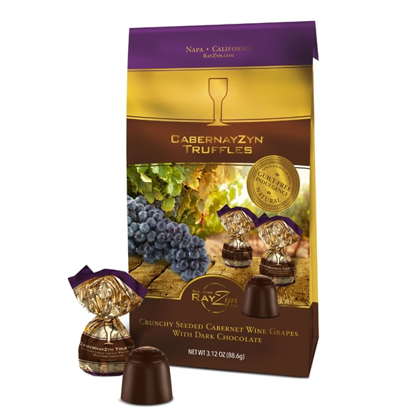 Wine RayZyn Launches CabernayZyn Truffles