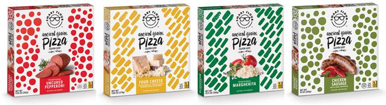 Smart Flour Reformulates Pizza Lineup