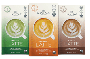 Navitas Organics Launches CBD Wellness Shots, Latte Mixes