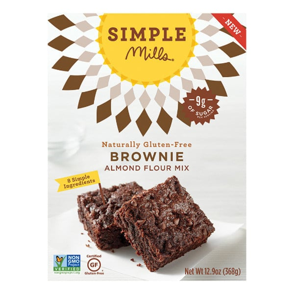 Simple Mills Launches Almond Flour Brownie Mix