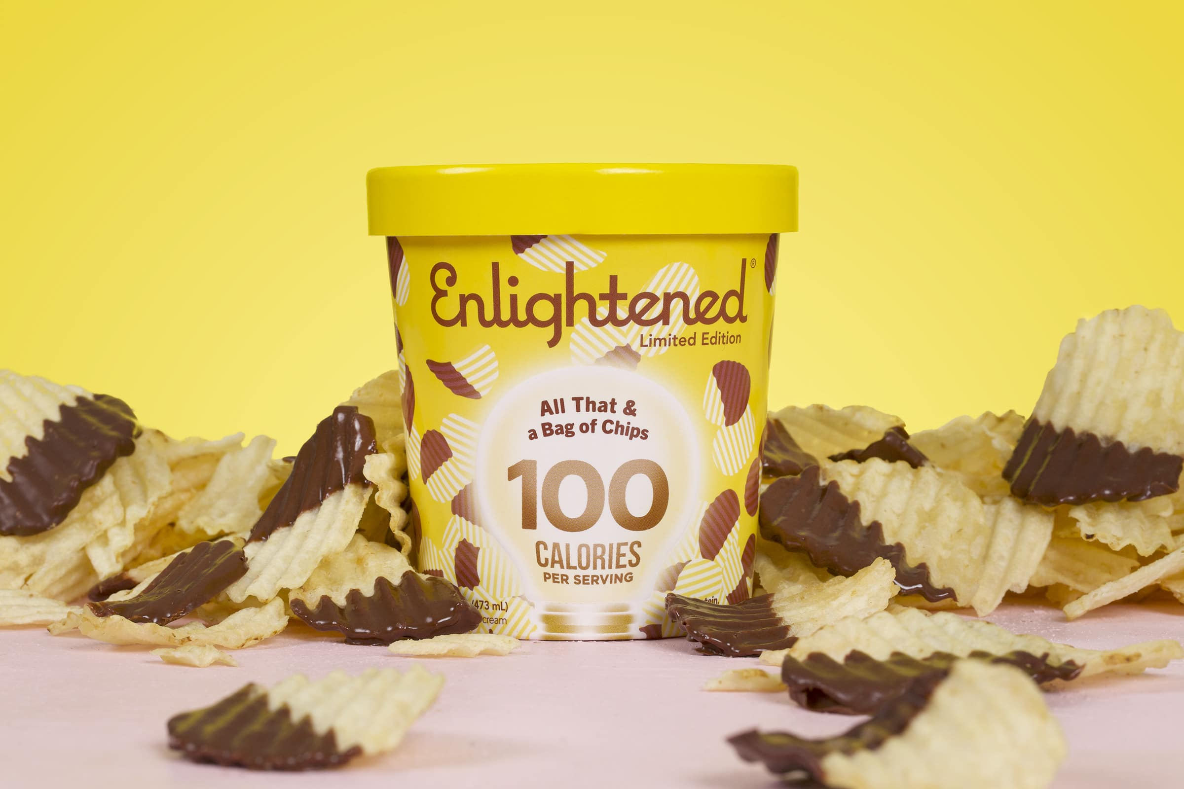 Enlightened Ice Cream Launches Two New Snack-Inspired Items