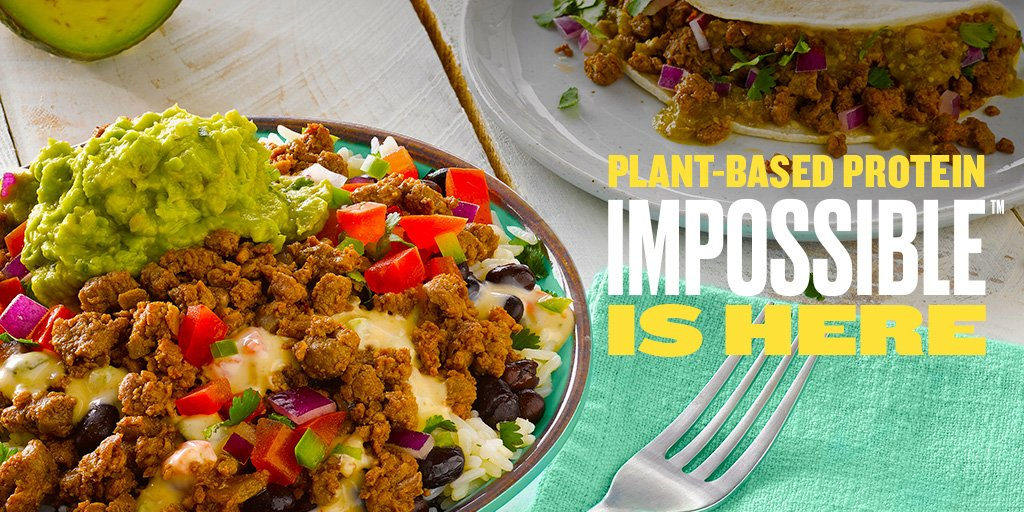 QDOBA Mexican Eats Adding Impossible to Restaurants Nationwide