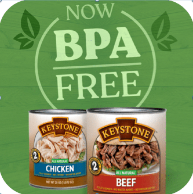 Keystone Meats Announces BPA Free Packaging Initiative