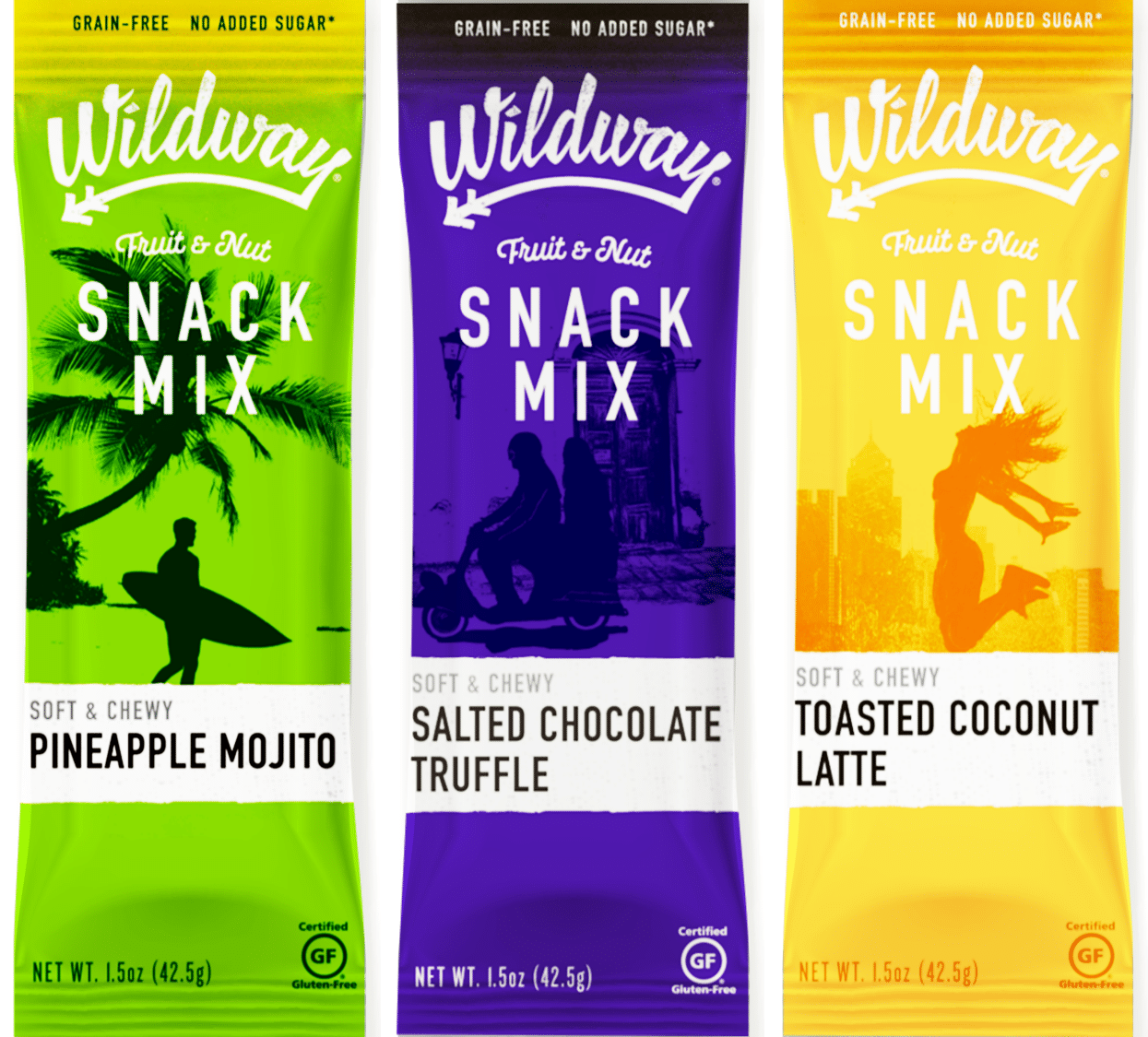 Wildway Announces New Fruit and Nut Snack Mixes