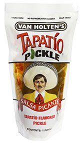 Van Holten's and Tapatío Team Up on New Pickle-In-a-Pouch Flavor