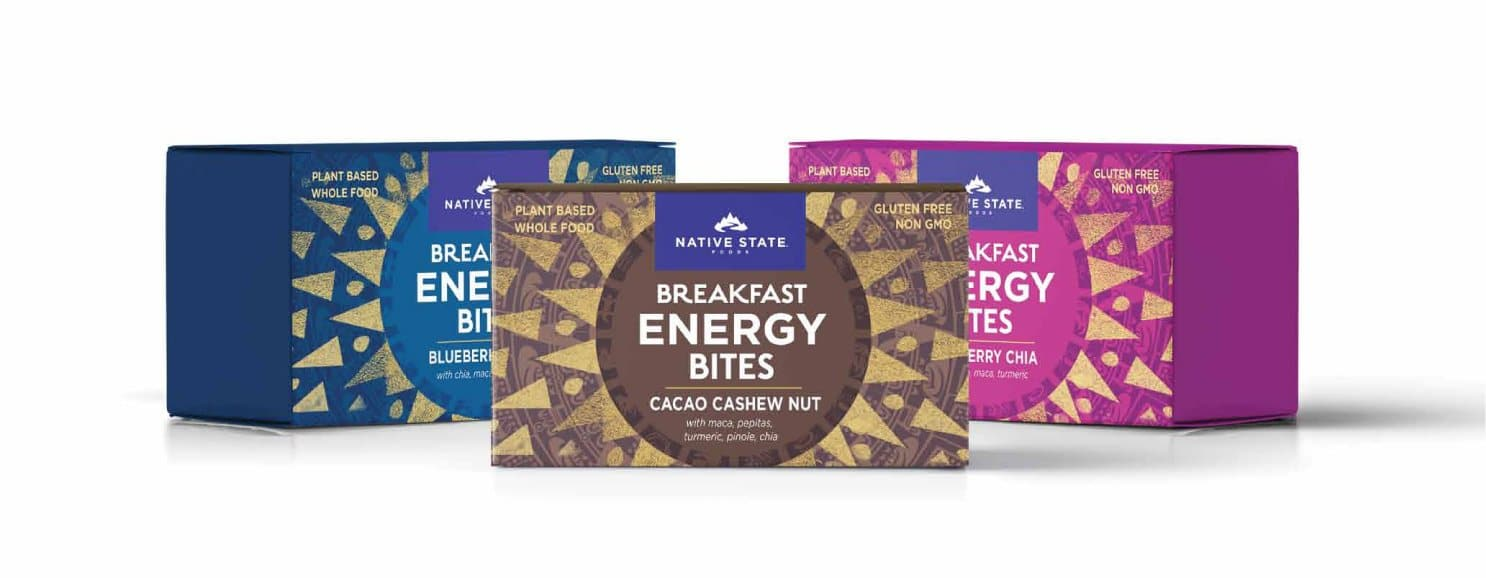 Native State Foods Introduces New Breakfast Energy Bites