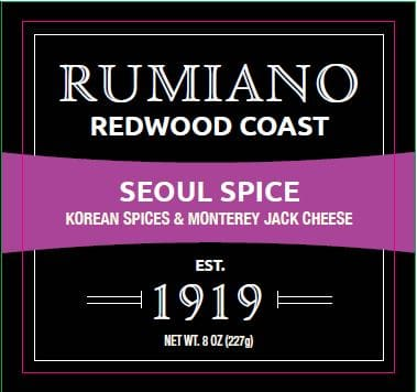 Rumiano Debuts Two New Redwood Coast Cheese Flavors