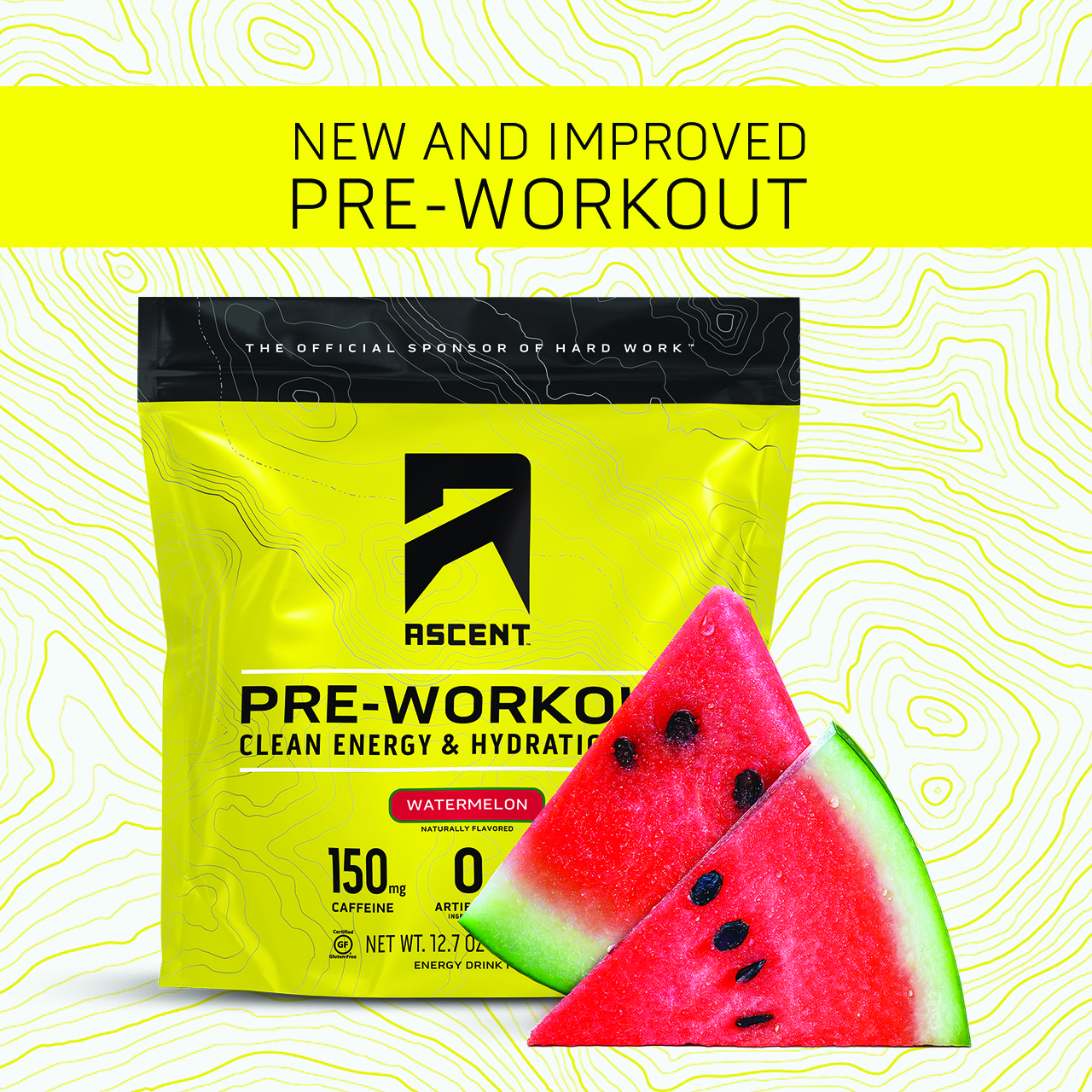 Ascent Launches New Pre-Workout Recipe
