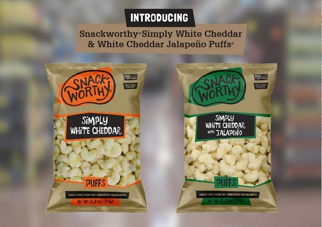 Snackworthy Adds Two New Simply Puffs Flavors