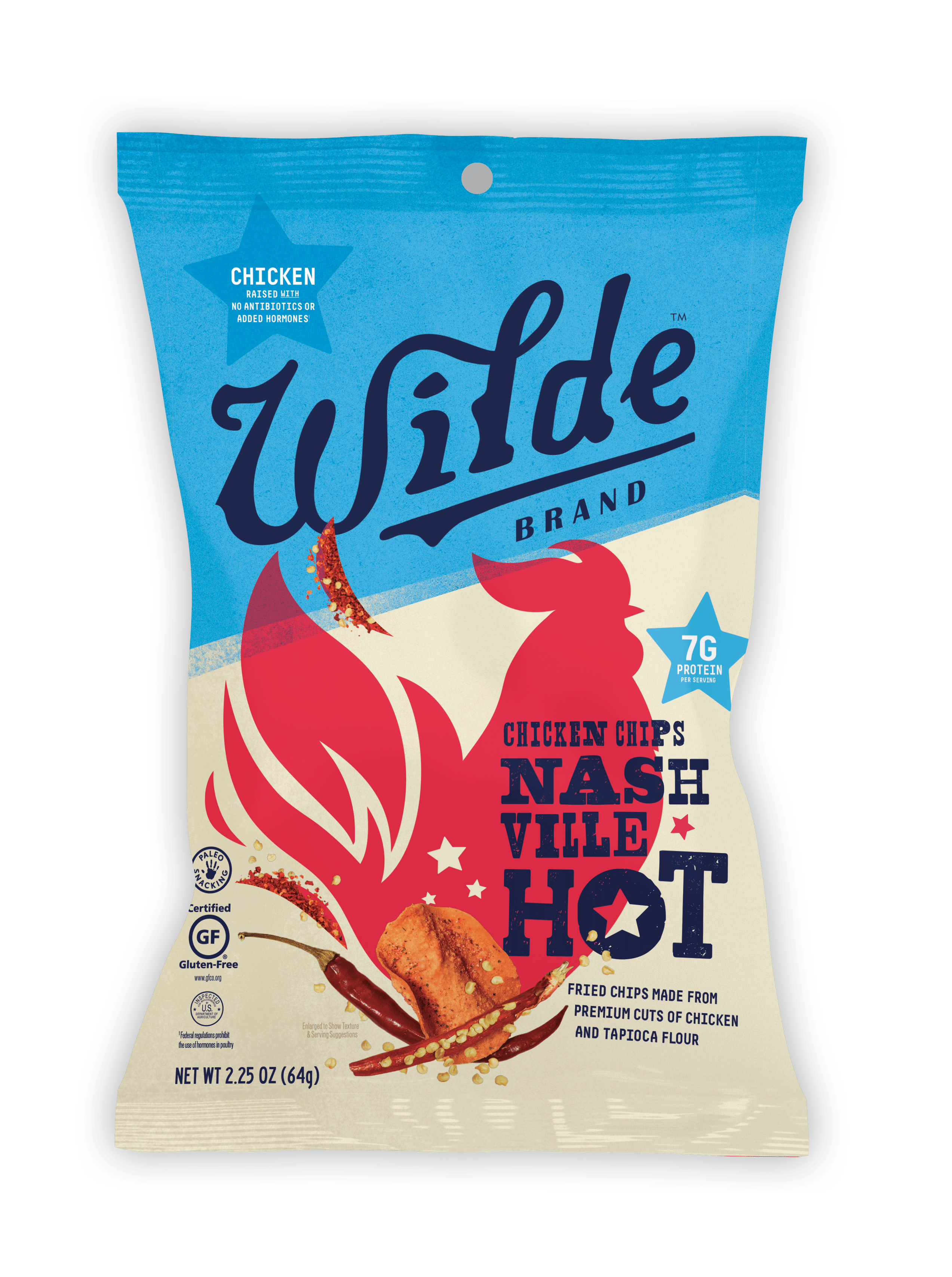 Wilde Chips Announces Three New Chicken Chips Flavors