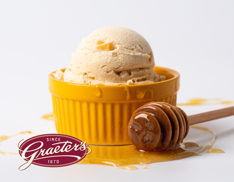 Graeter's Ice Cream Launches Honeycomb Bonus Flavor
