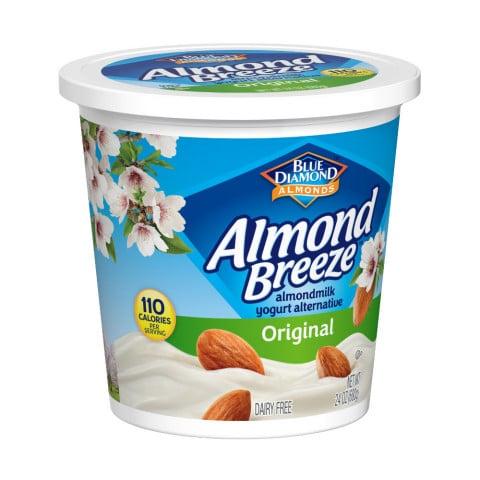 Blue Diamond Unveils Almond Breeze Almondmilk Yogurt Alternative