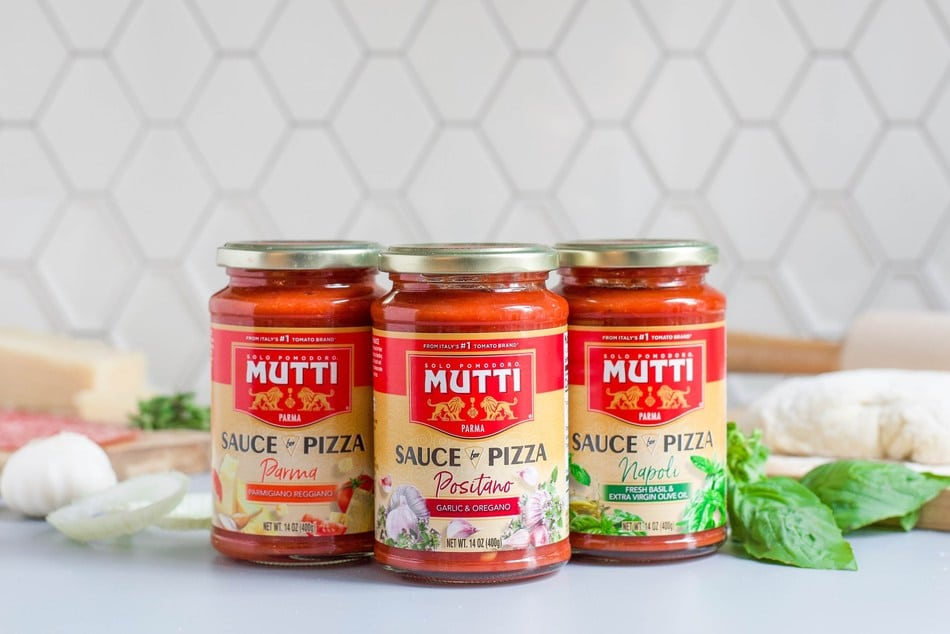 Mutti Introduces New Sauces for Pizza