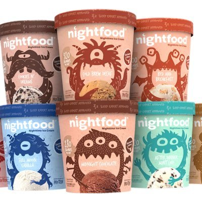 Nightfood Ice Cream Partners with 5 Seconds of Summer's Michael Clifford