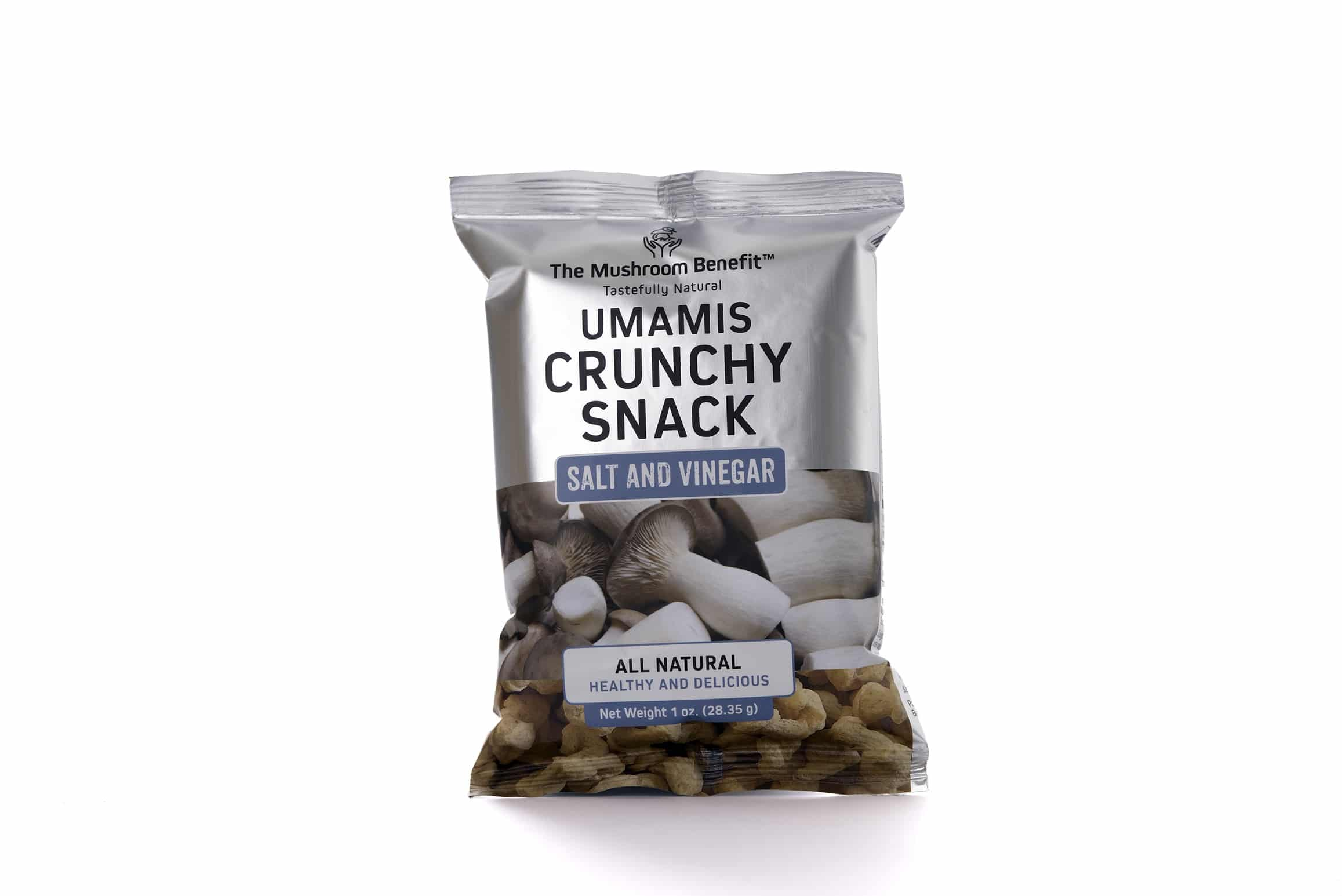 The Mushroom Benefit Introduces Umamis Crunchy Snack Line