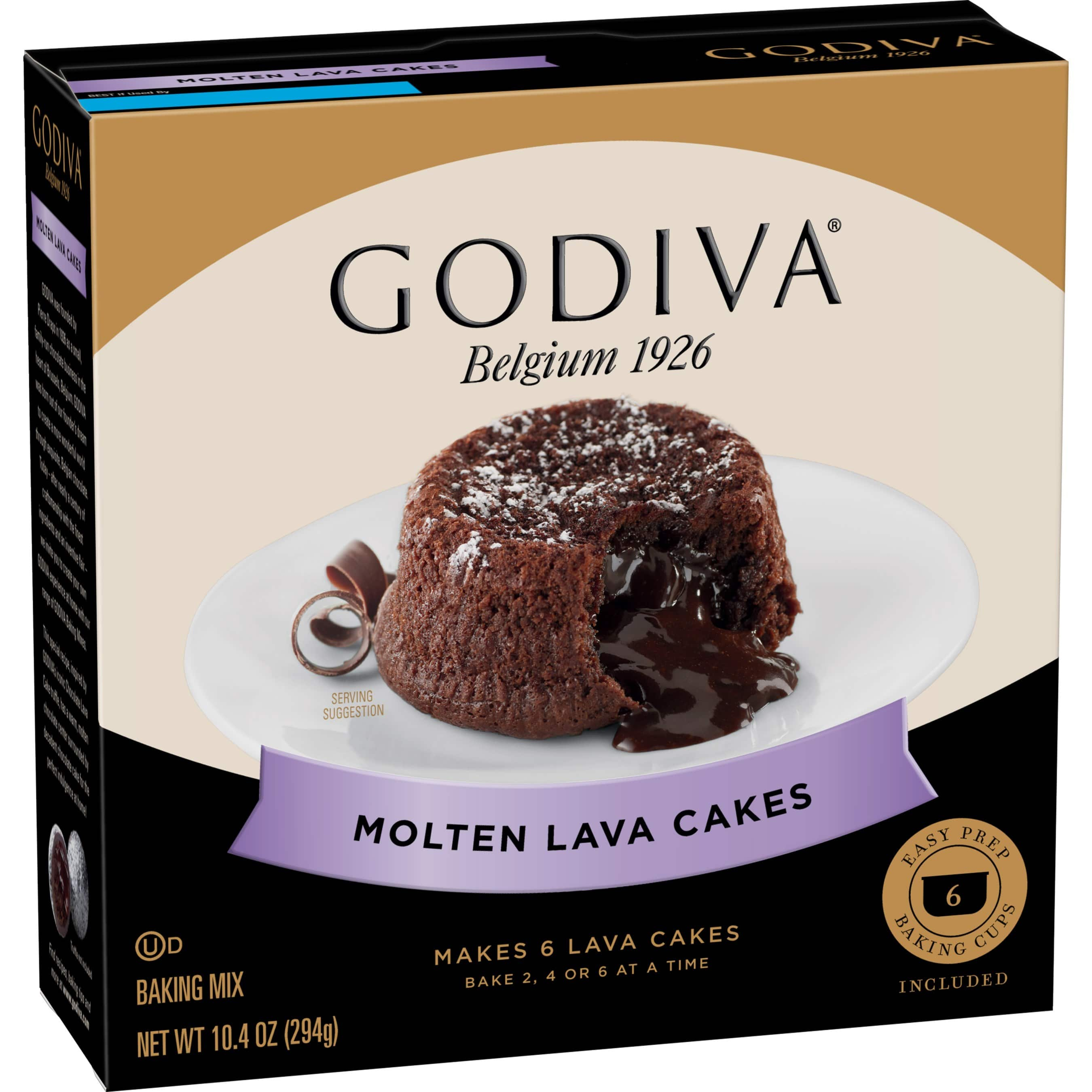 GODIVA Partners With General Mills to Launch Premium Baking Mixes