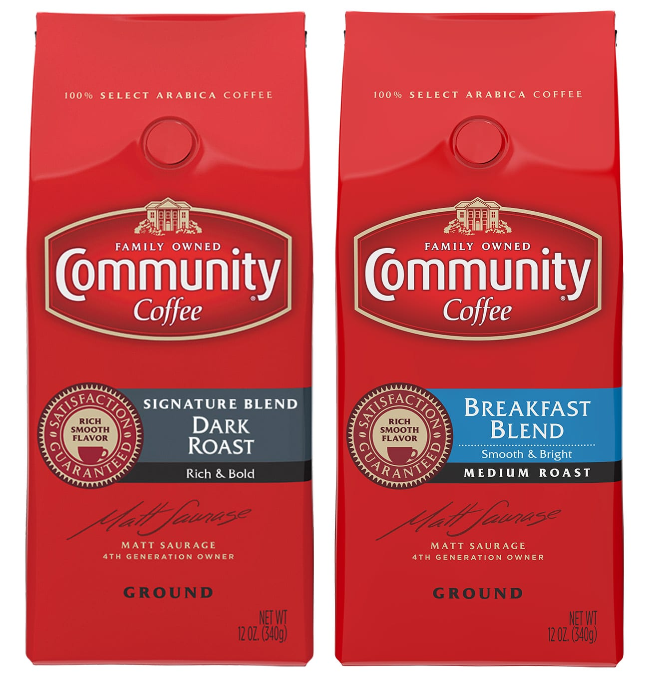 Community Coffee Company Expands to 400 More Kroger Stores