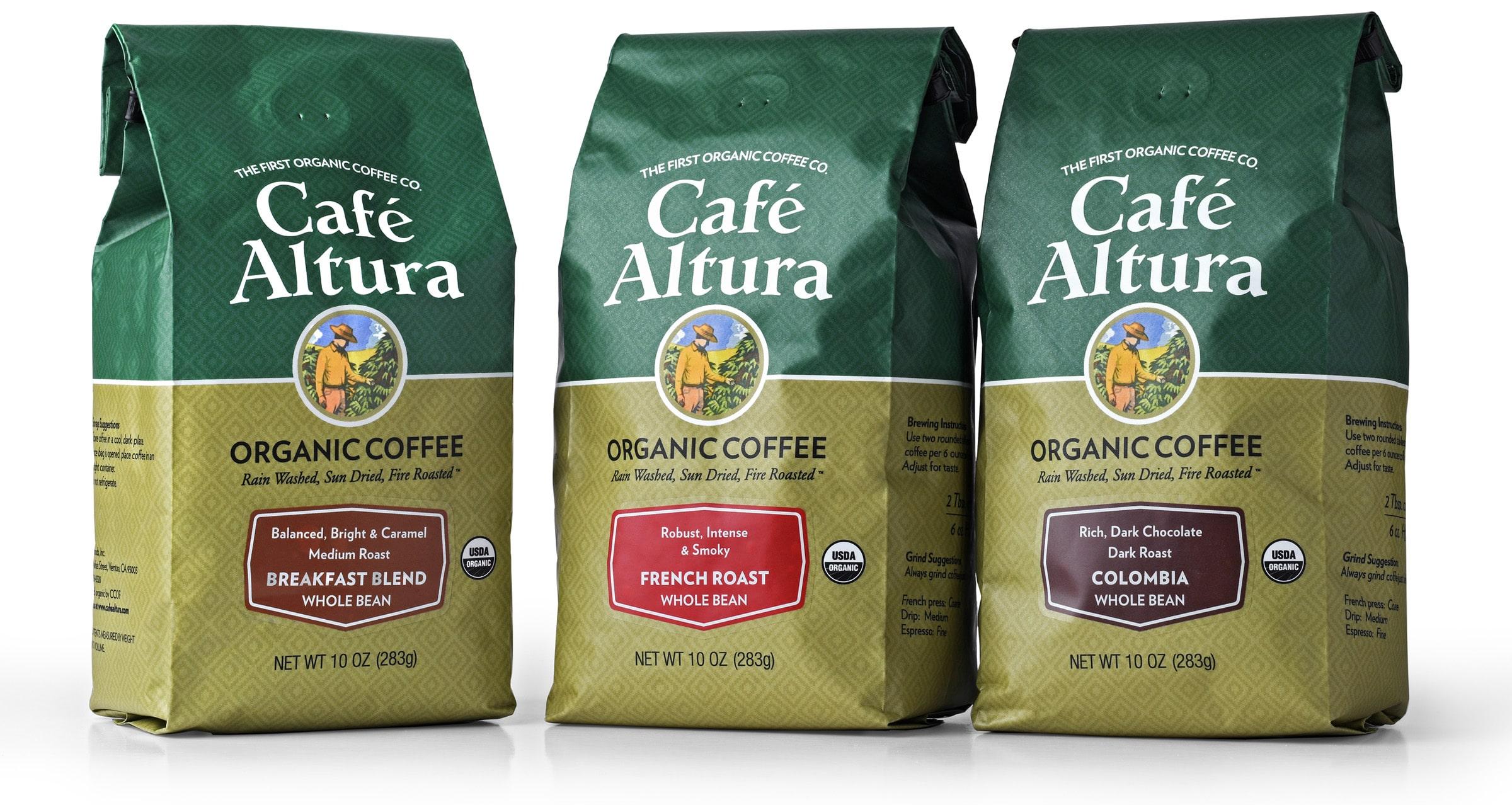 Café Altura Announces Rebrand