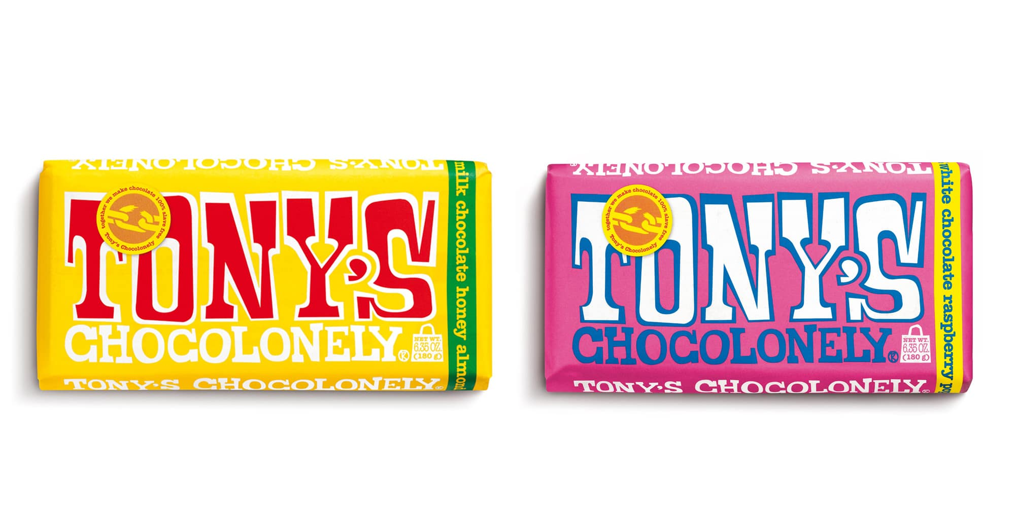 Tony's Chocolonely Launches Two New Chocolate Flavors