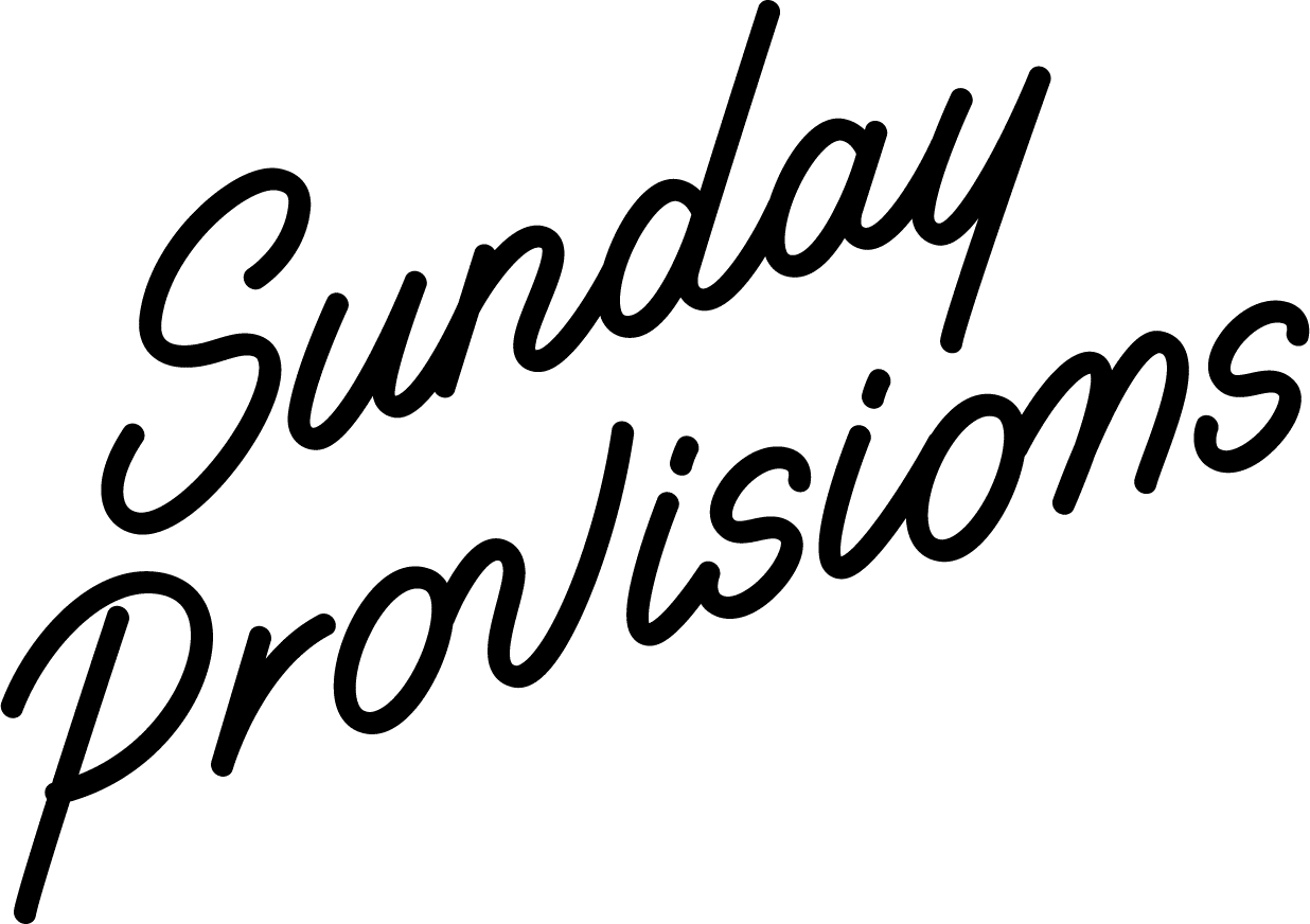 Sunday Provisions, Formerly Beardy Boys, Debuts New Look