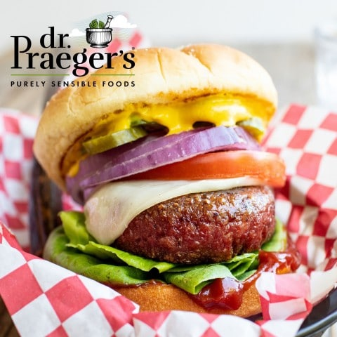 Dr. Praeger's Introduces the Perfect Burger