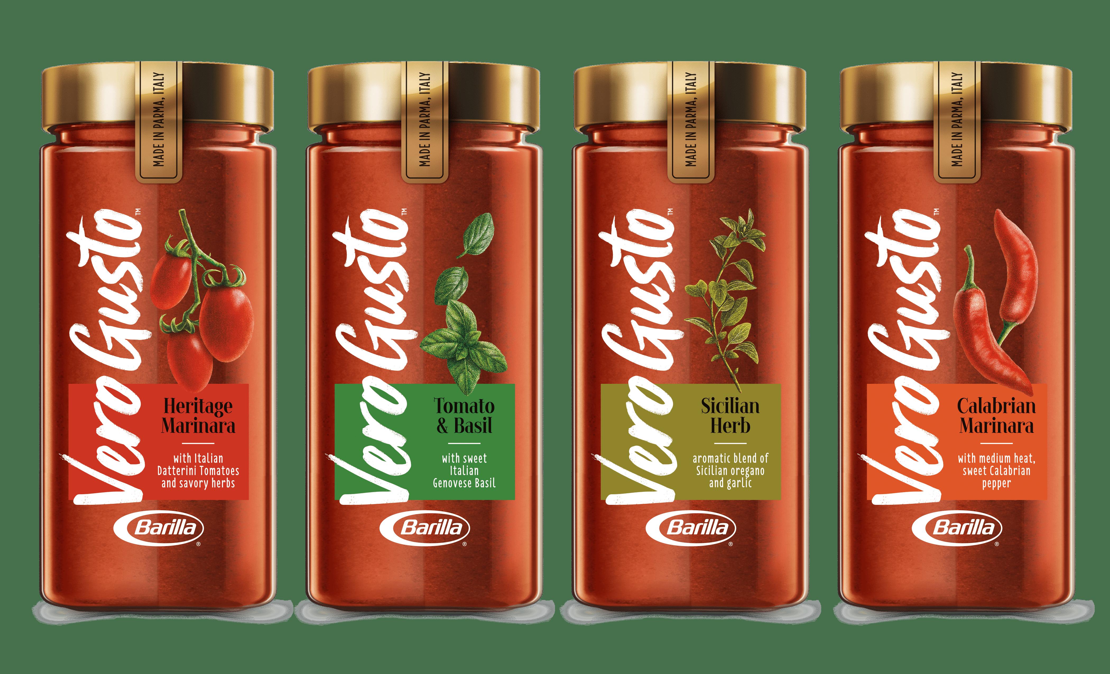 Barilla Launches New Line of Premium Italian Sauces