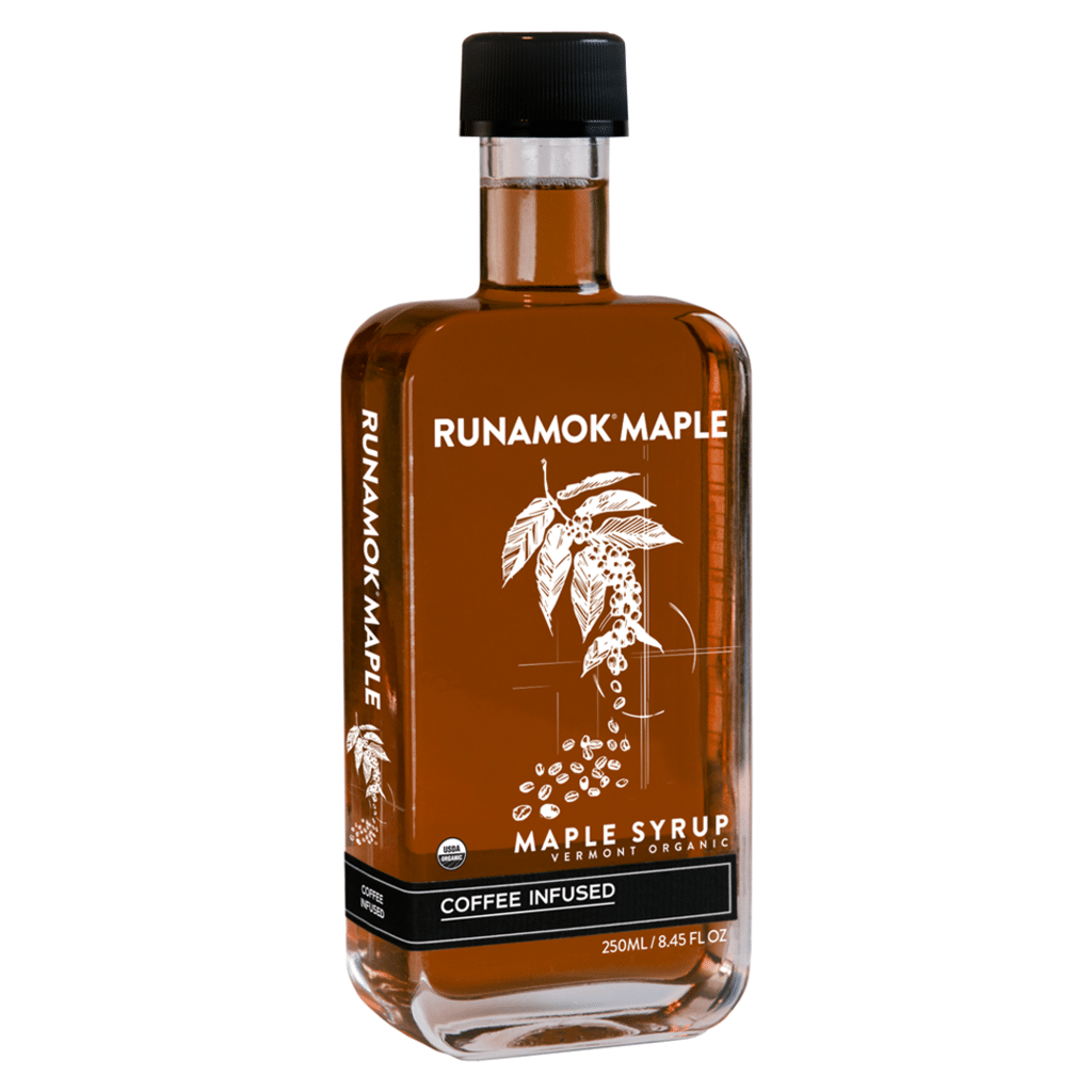 Runamok Maple Debuts Coffee-Infused Maple Syrup