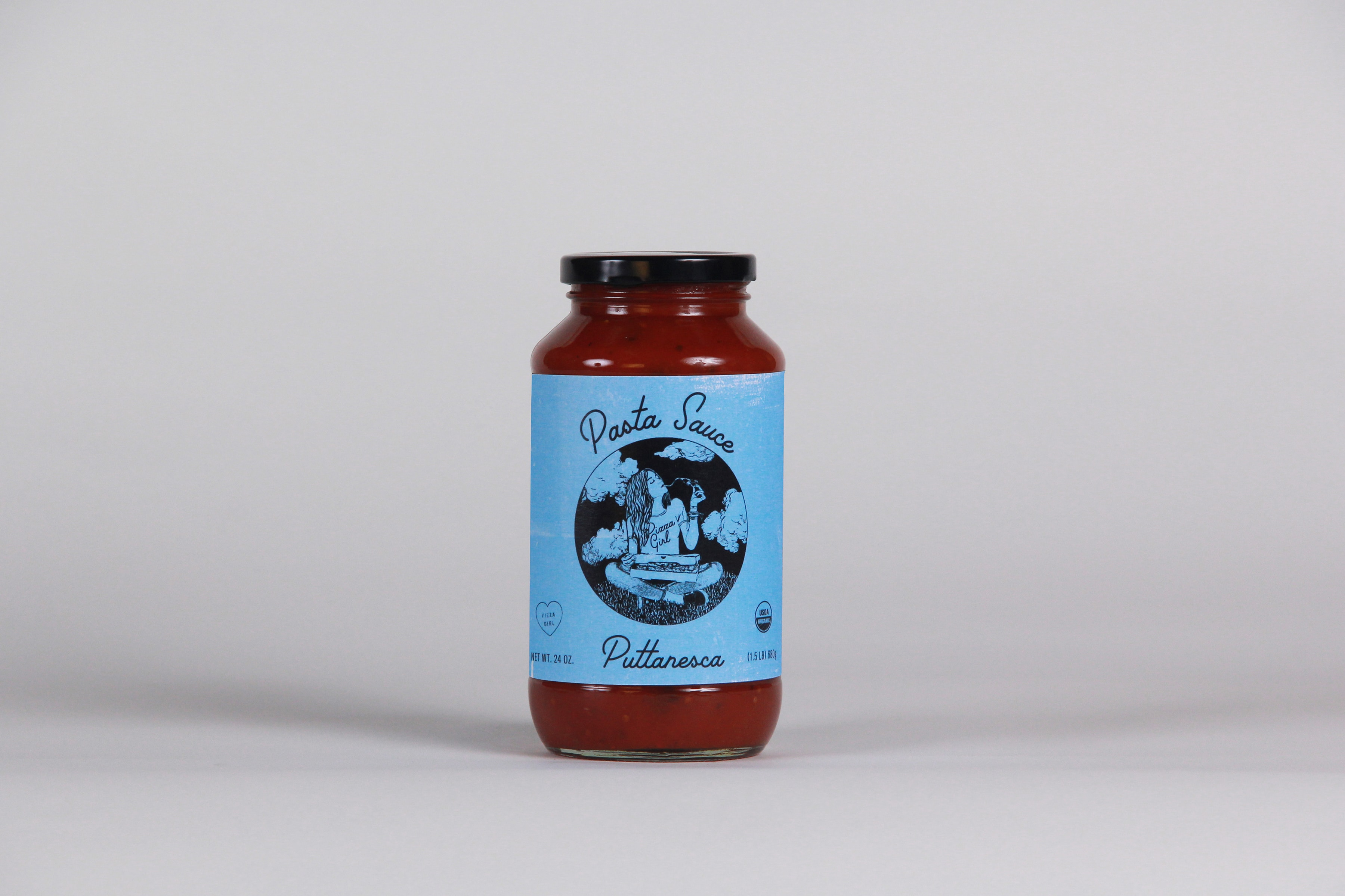 Pizza Girl Organic, Locally-Sourced Pasta Sauce Line Launches