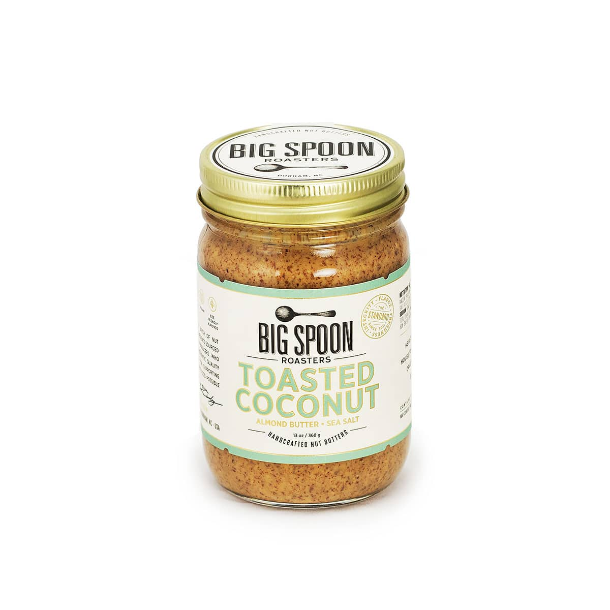 Big Spoon Roasters Announces New Packaging With 30% More Nut Butter Per Jar