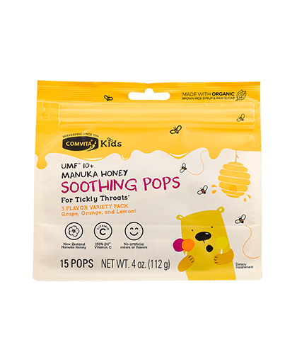 Comvita Certified UMF Manuka Honey-Based Line for Kids Launches