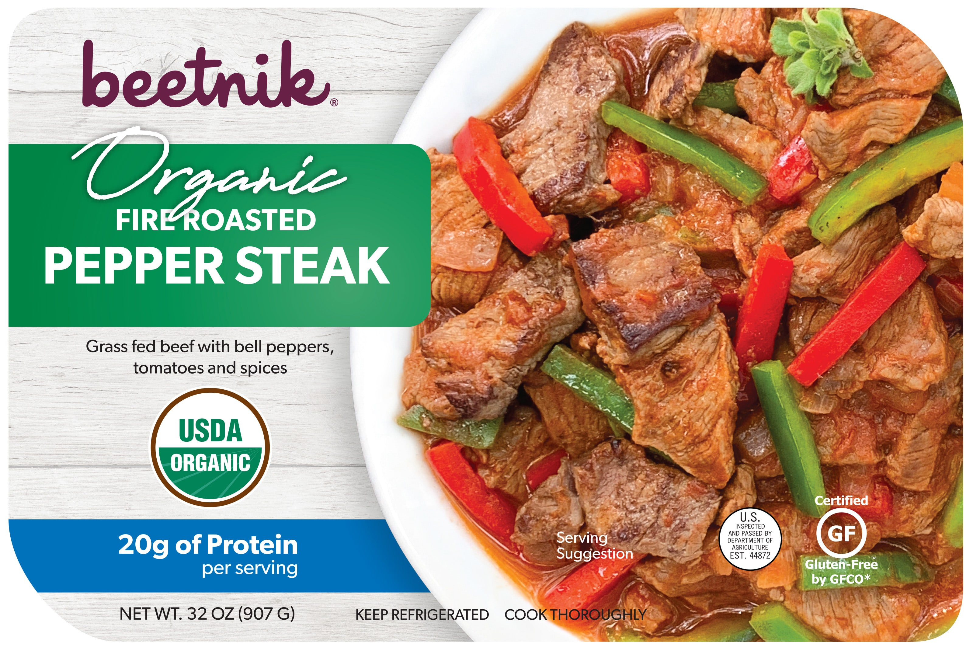Beetnik Foods Introduces Refrigerated Entrée in Costco Southwest Stores