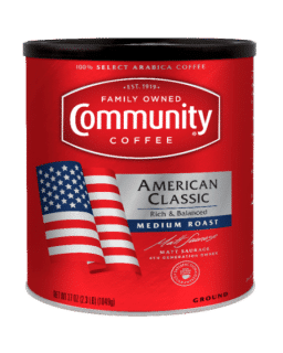 Community Coffee Company Launches in Walmart Nationwide