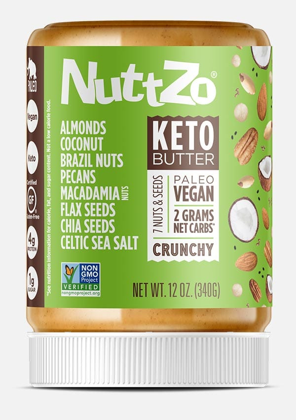 NuttZo Launches New Look for Bar Line