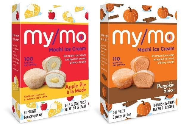 My/Mo Mochi Ice Cream Launches Two Limited Edition Flavors