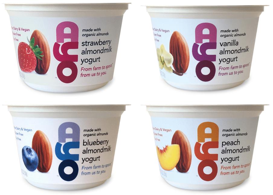 AYO Almondmilk Yogurt Launches All-Natural Yogurt Line