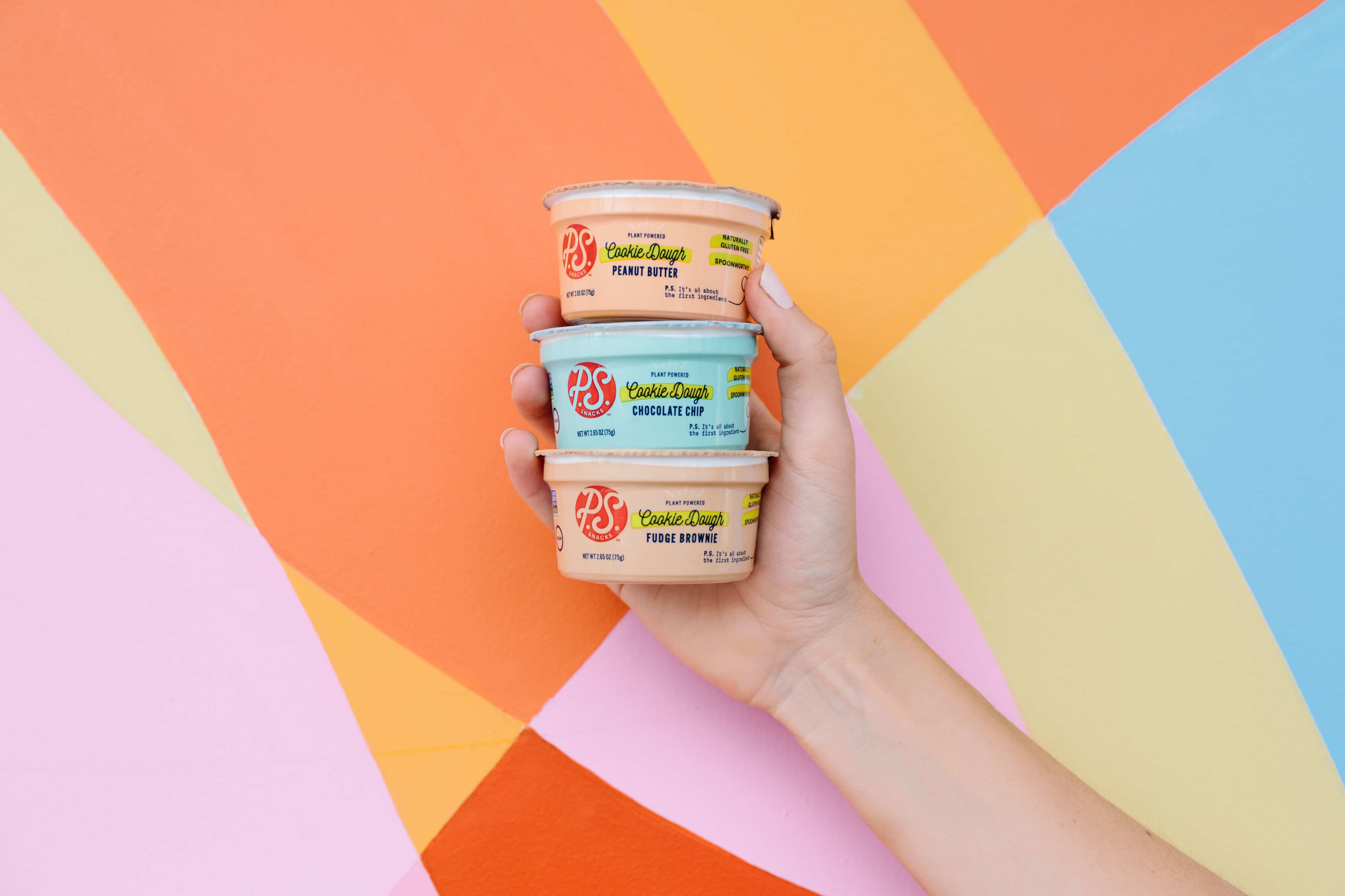 P.S. Snacks Unveils Vegetable Puree-Based Pudding Snack Cups