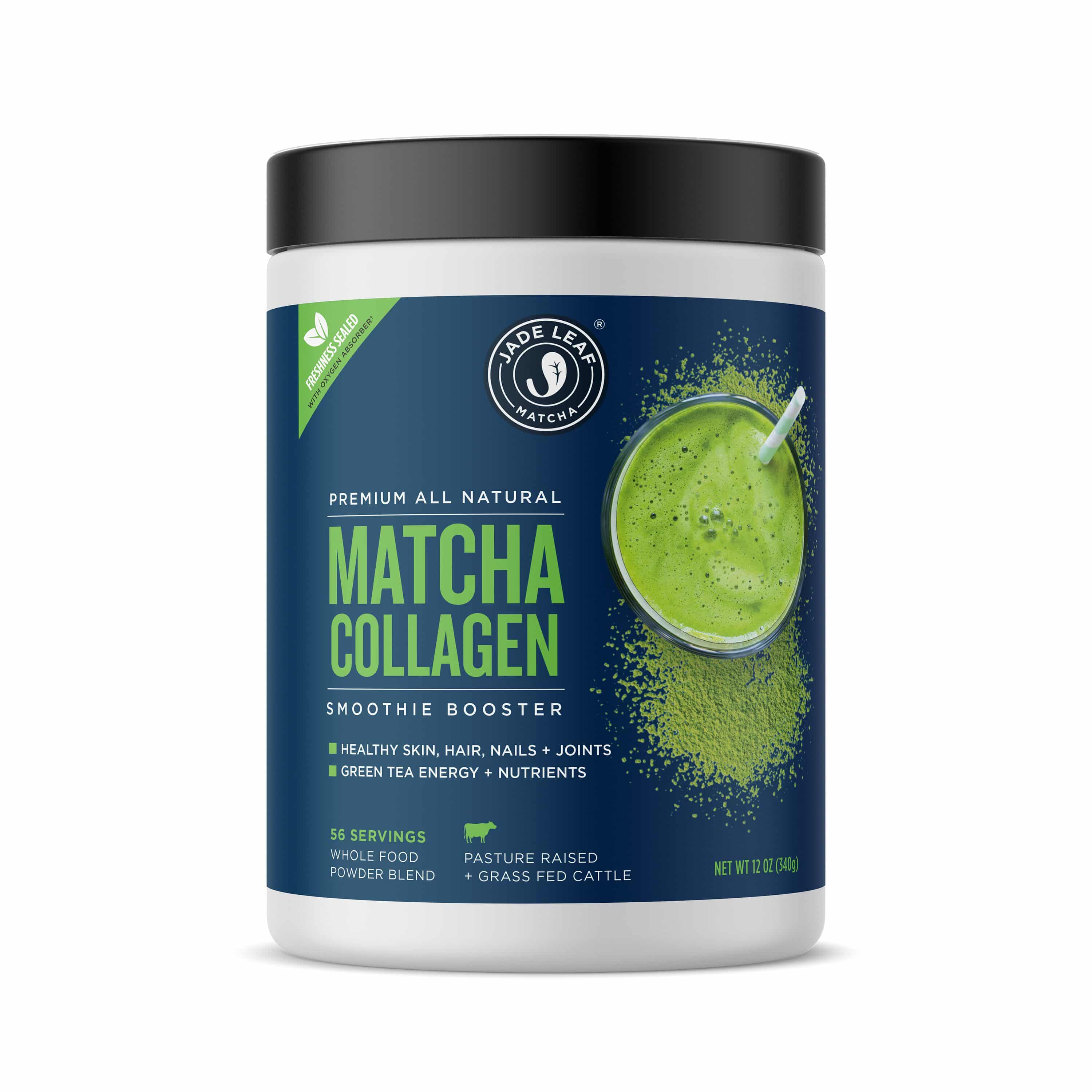 Jade Leaf Matcha Launches Matcha Smoothie Boosters