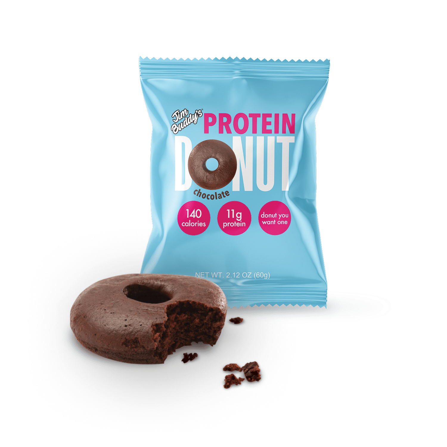 Jim Buddy's Protein Donuts Launches in US, Hires Ex-Quest Nutrition Veteran to Lead Sales Team