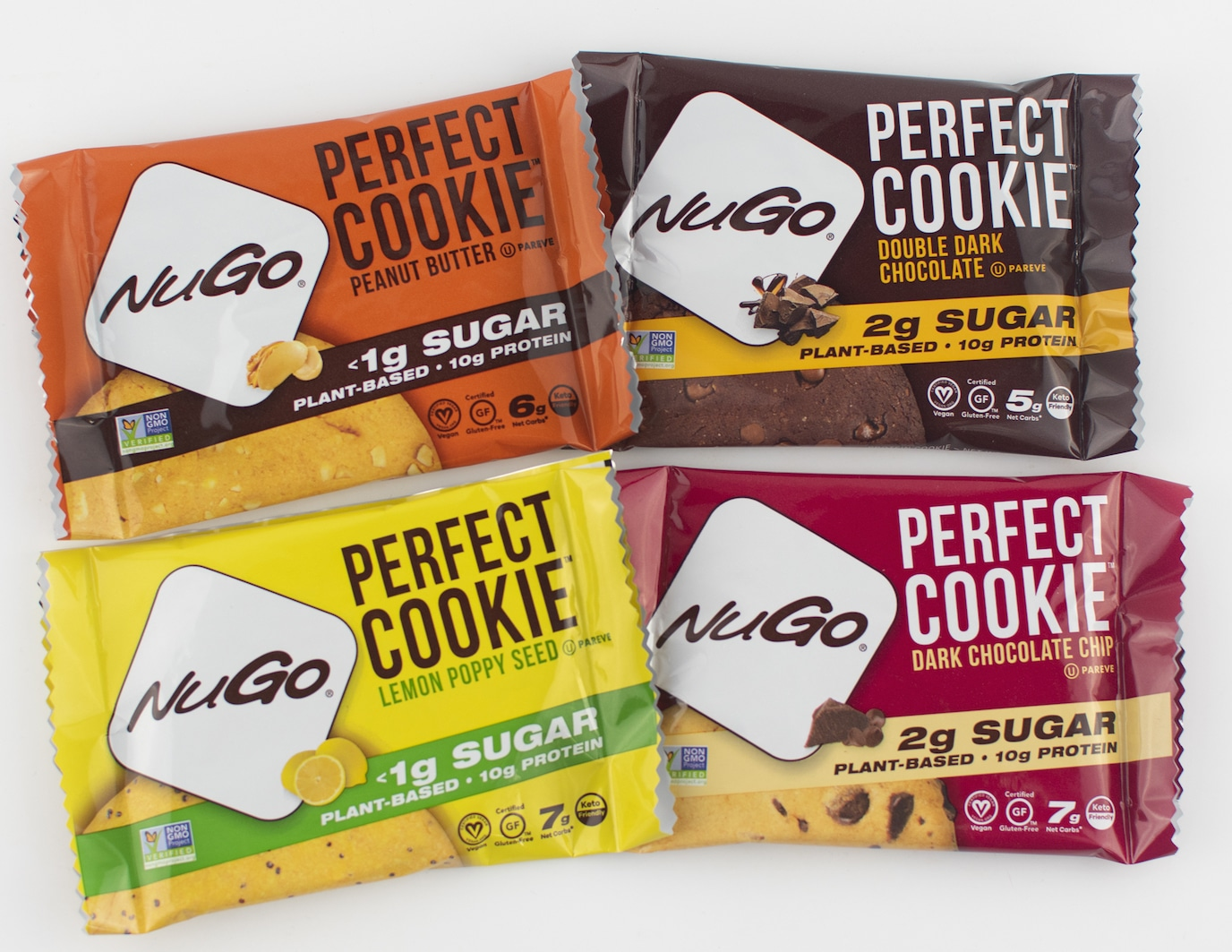 NuGo Nutrition Launches NuGu Perfect Cookie Line