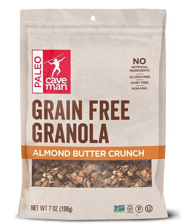 Caveman Foods Launches Grain-Free Granola Line
