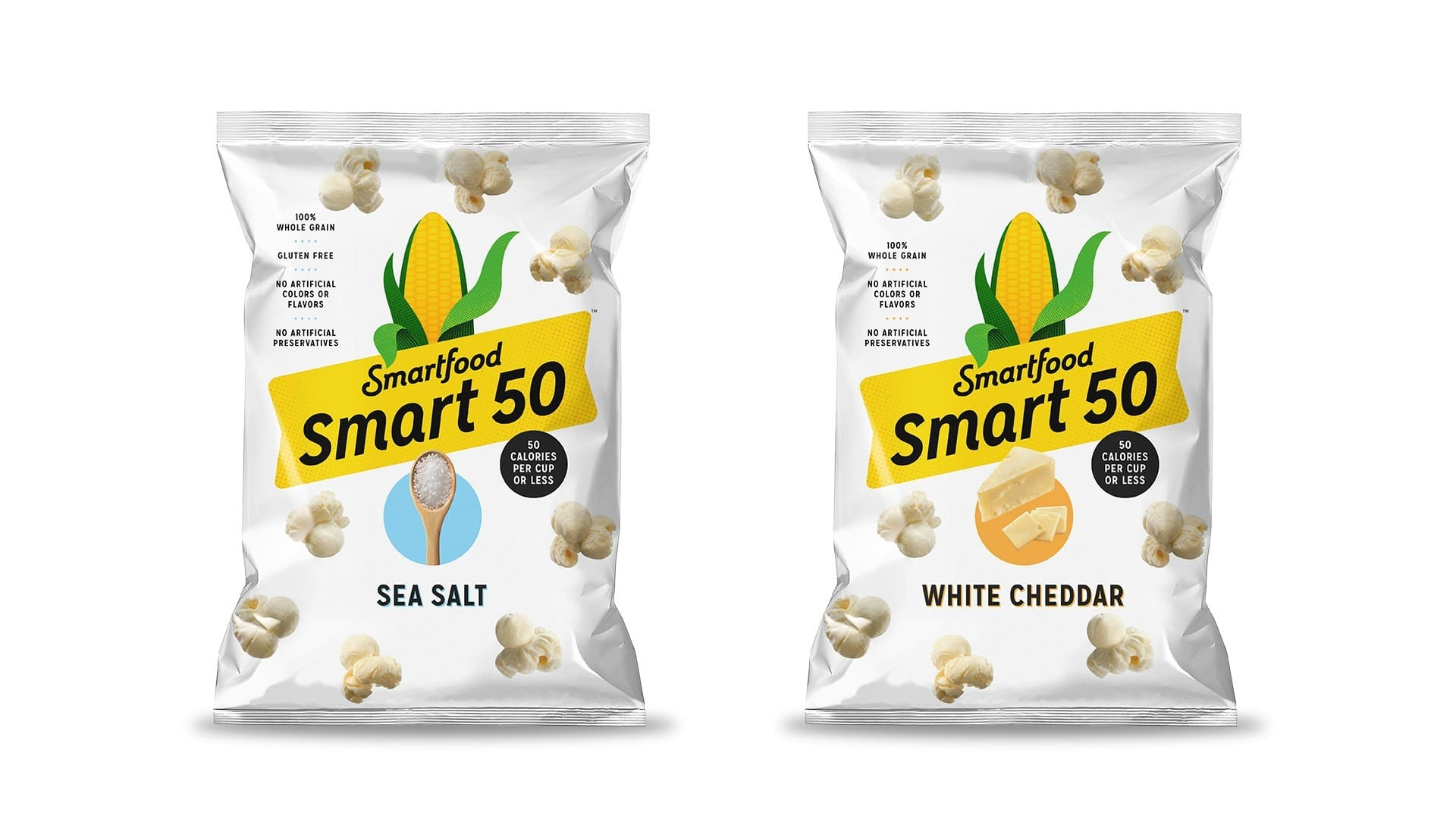 Smartfood Popcorn Launches New Smart50 Line